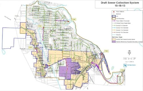 2013 Draft Sewer Collection System