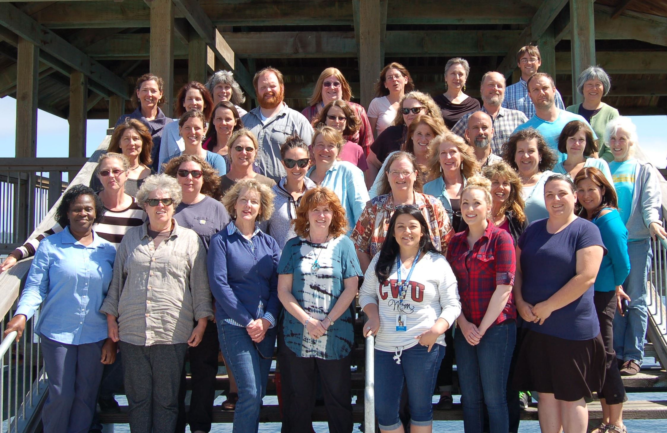 July 2016 Jefferson County Public Health Staff photo