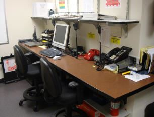 Amateur Radio Station in the EOC