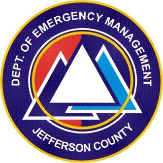 Jefferson County Department of Emergency Management Logo